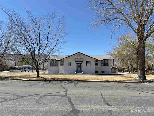 5th and C Street, Hawthorne, NV 89415 (MLS #210004980) :: Morales Hall Group