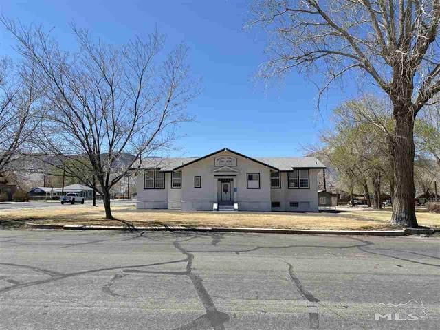 5th and C Street, Hawthorne, NV 89415 (MLS #210004980) :: NVGemme Real Estate