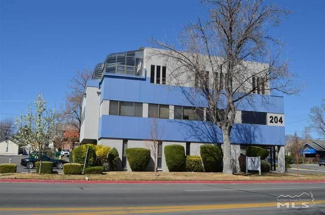 204 Marsh Ave, Reno, NV 89509 (MLS #210004983) :: The Mike Wood Team