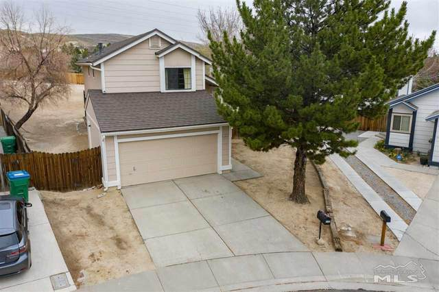 5795 Sydney, Reno, NV 89523 (MLS #210004986) :: The Mike Wood Team