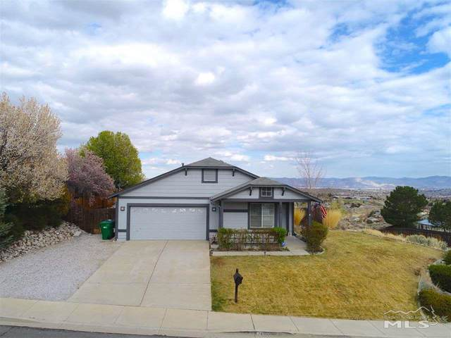 1800 Saturno Heights Dr, Reno, NV 89523 (MLS #210004990) :: The Mike Wood Team