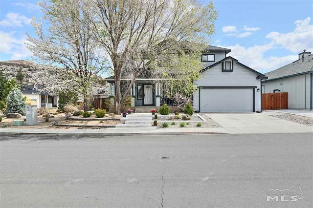 7510 Michaela Drive, Reno, NV 89511 (MLS #210004995) :: Craig Team Realty