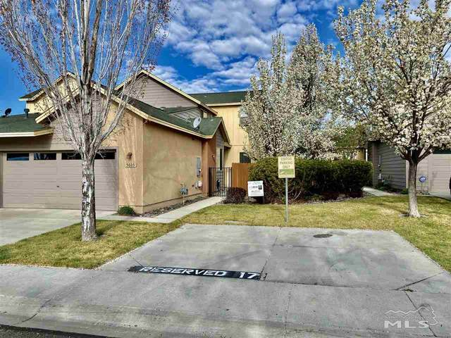 5605 Churchill Green, Sparks, NV 89436 (MLS #210004999) :: The Mike Wood Team