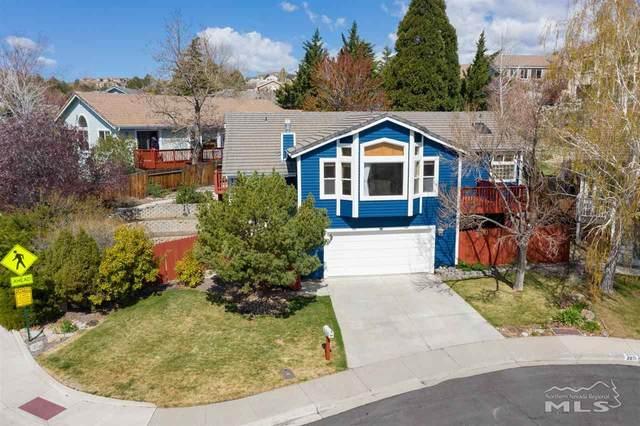 2259 Ridgeview Drive, Reno, NV 89519 (MLS #210005002) :: Morales Hall Group