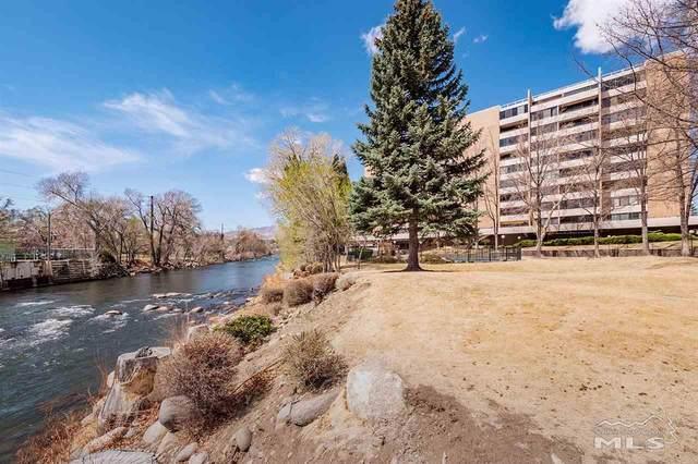 1200 Riverside Drive #1296, Reno, NV 89503 (MLS #210005003) :: The Mike Wood Team