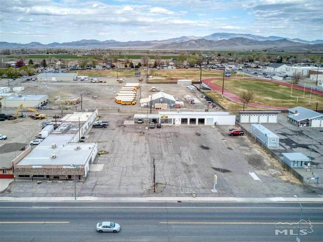 400 N Main Street, Yerington, NV 89447 (MLS #210005008) :: Theresa Nelson Real Estate