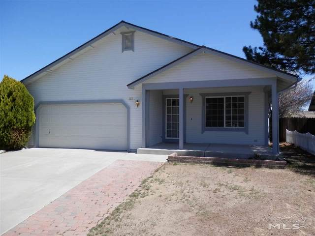 40 Shady View, Sparks, NV 89436 (MLS #210005013) :: The Mike Wood Team