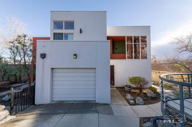 155 University Terrace Unit B, Reno, NV 89503 (MLS #210005016) :: The Mike Wood Team