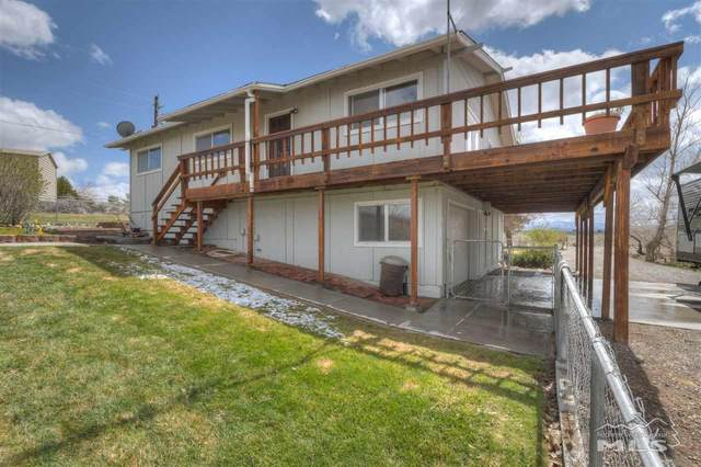 1888 Pinenut Rd, Gardnerville, NV 89410 (MLS #210005017) :: Craig Team Realty