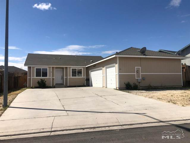 333 Emigrant, Fernley, NV 89408 (MLS #210005020) :: Theresa Nelson Real Estate