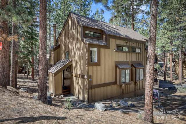 179 Tahoma Circle A, Zephyr Cove, NV 89448 (MLS #210005028) :: Craig Team Realty