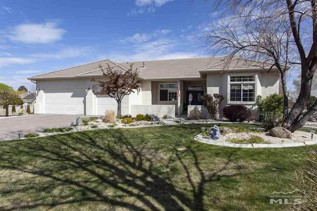 6007 Meadow Edge, Reno, NV 89502 (MLS #210005051) :: Craig Team Realty