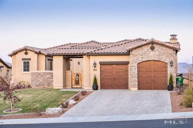 6220 Vista Montagna, Reno, NV 89519 (MLS #210005053) :: Morales Hall Group