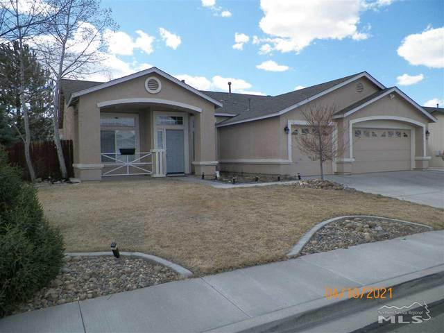 450 Eagle View Ct., Sparks, NV 89436 (MLS #210005055) :: The Mike Wood Team