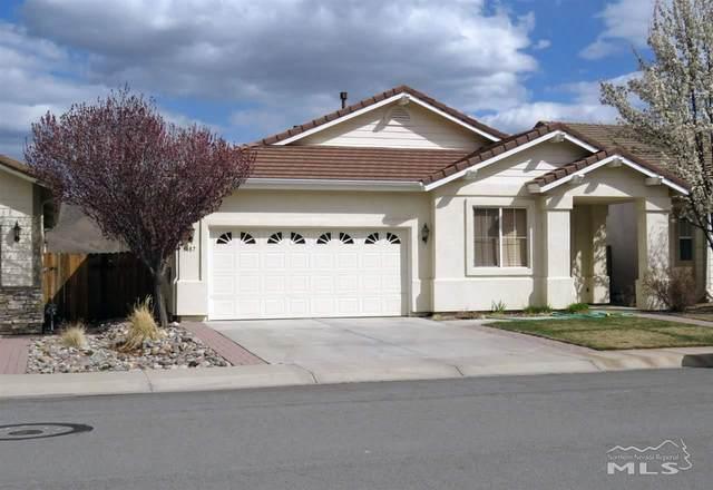 3487 Long Dr., Minden, NV 89423 (MLS #210005057) :: Vaulet Group Real Estate