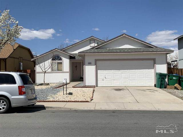 8235 Shifting Sands, Reno, NV 89506 (MLS #210005071) :: Morales Hall Group