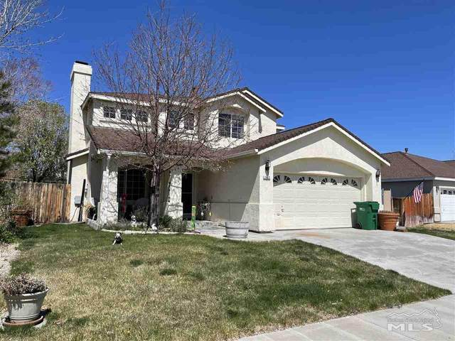 2632 Carriage Crest, Carson City, NV 89706 (MLS #210005078) :: Morales Hall Group