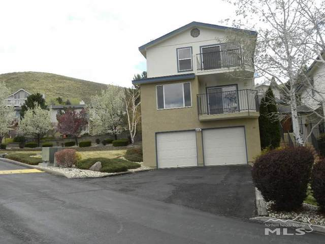 1140 S Thompson, Carson City, NV 89703 (MLS #210005079) :: Morales Hall Group