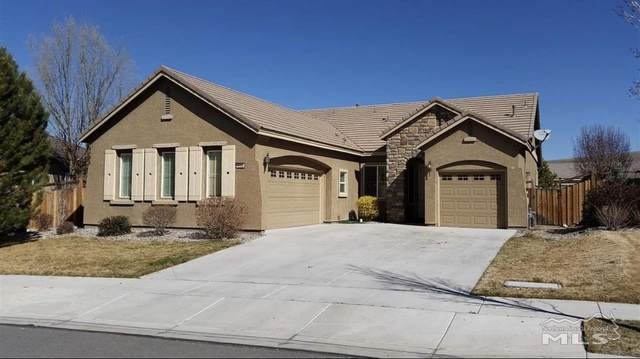 4140 Mystery, Sparks, NV 89436 (MLS #210005085) :: The Mike Wood Team