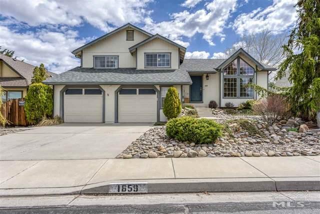 1659 Walker Dr., Carson City, NV 89701 (MLS #210005089) :: Morales Hall Group
