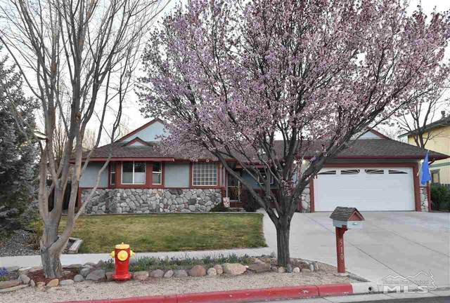 510 Putnam  Dr, Reno, NV 89503 (MLS #210005093) :: Morales Hall Group