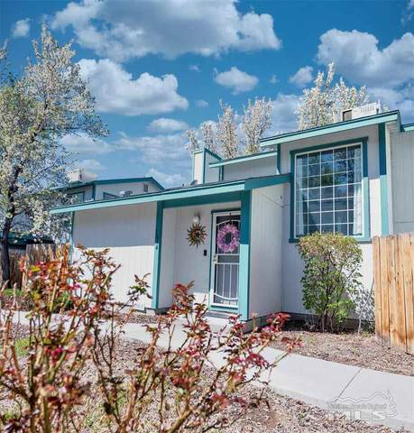 1014 E Fifth #1, Carson City, NV 89701 (MLS #210005101) :: Morales Hall Group