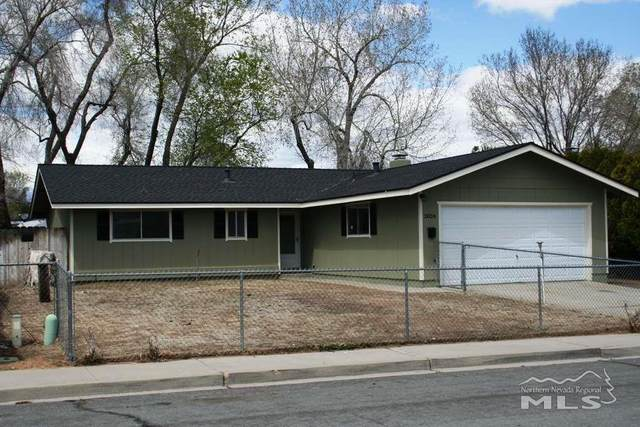 2824 Baker Dr, Carson City, NV 89701 (MLS #210005102) :: Craig Team Realty