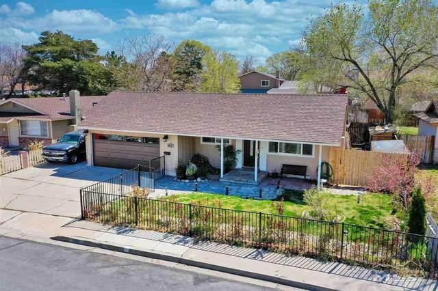 1401 Siskiyou, Carson City, NV 89701 (MLS #210005103) :: NVGemme Real Estate
