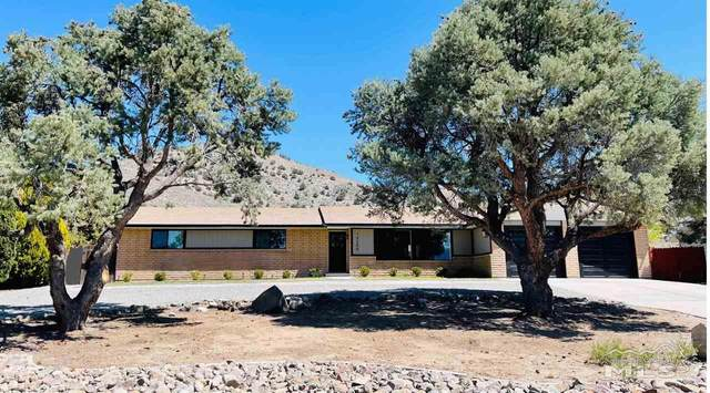 14200 Virginia Foothills, Reno, NV 89521 (MLS #210005108) :: Theresa Nelson Real Estate