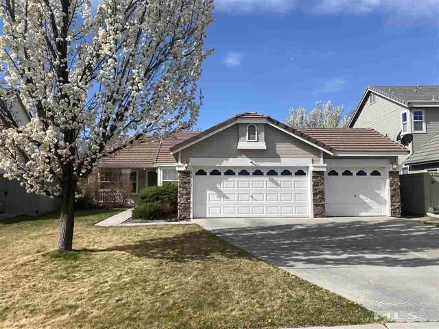 9811 Eastmont, Reno, NV 89521 (MLS #210005115) :: NVGemme Real Estate