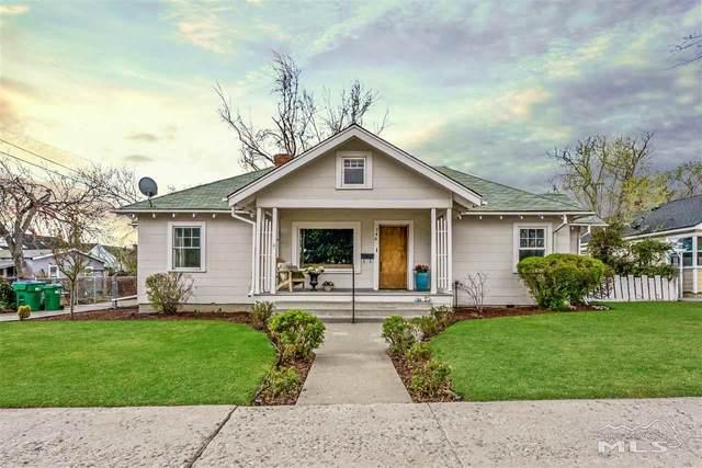 740 W Plumb, Reno, NV 89509 (MLS #210005117) :: Chase International Real Estate