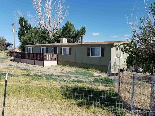 2593 Hwy 208, Smith, NV 89430 (MLS #210005119) :: NVGemme Real Estate