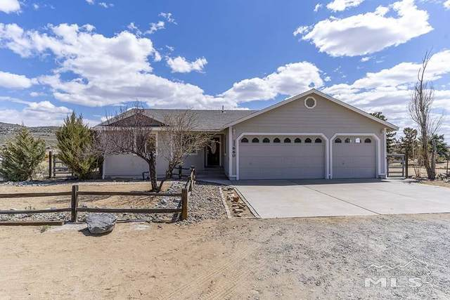 11660 Campo Rico, Sparks, NV 89441 (MLS #210005126) :: Vaulet Group Real Estate