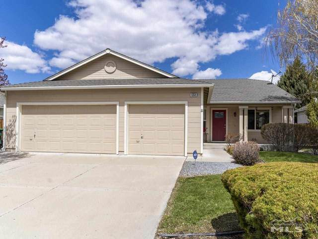 1354 Cibola Court, Sparks, NV 89436 (MLS #210005127) :: NVGemme Real Estate