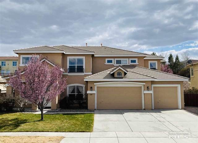 2881 Oxley Dr, Sparks, NV 89436 (MLS #210005128) :: Craig Team Realty