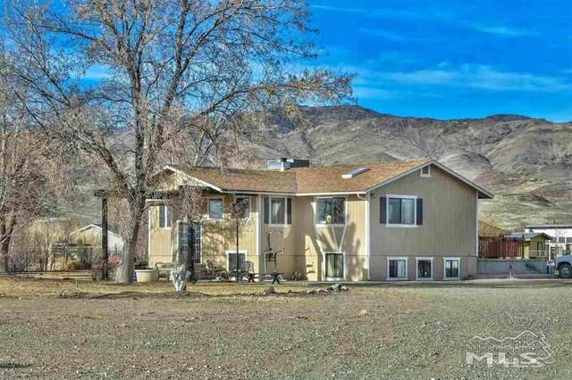 9220 Calico Ct, Stagecoach, NV 89429 (MLS #210005135) :: NVGemme Real Estate
