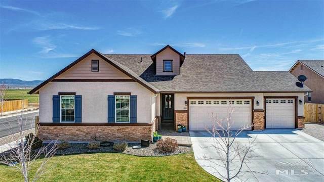 1731 Arbello Drive, Minden, NV 89423 (MLS #210005142) :: NVGemme Real Estate