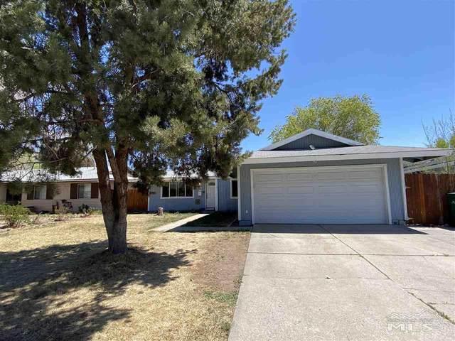 640 Stanford Way, Sparks, NV 89431 (MLS #210005146) :: NVGemme Real Estate