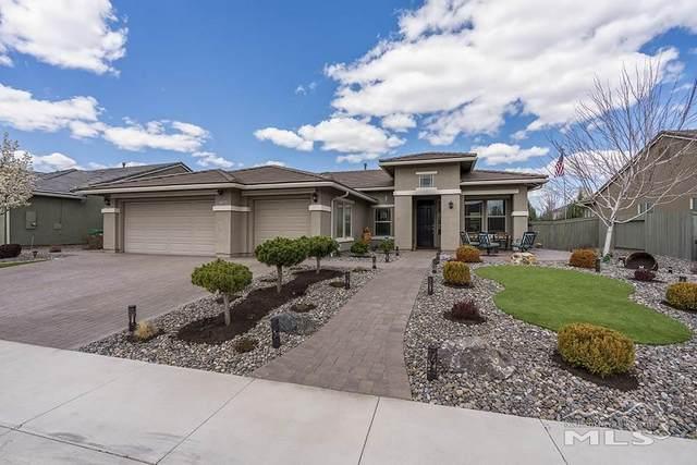 4877 Ravello Drive, Sparks, NV 89436 (MLS #210005149) :: NVGemme Real Estate
