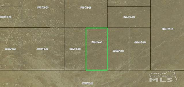0 Dun Glen-Star City Rd, Imlay, NV 89418 (MLS #210005156) :: NVGemme Real Estate
