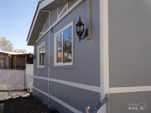 3 Ediza Circle, Carson City, NV 89706 (MLS #210005159) :: Craig Team Realty
