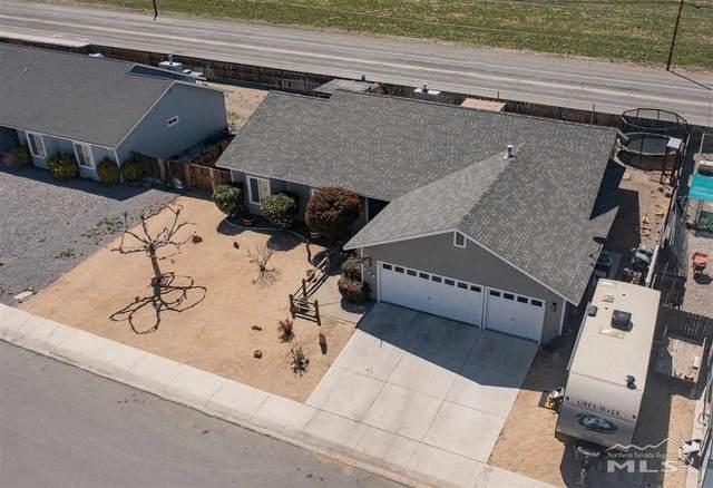 453 Mallard, Fernley, NV 89408 (MLS #210005160) :: NVGemme Real Estate