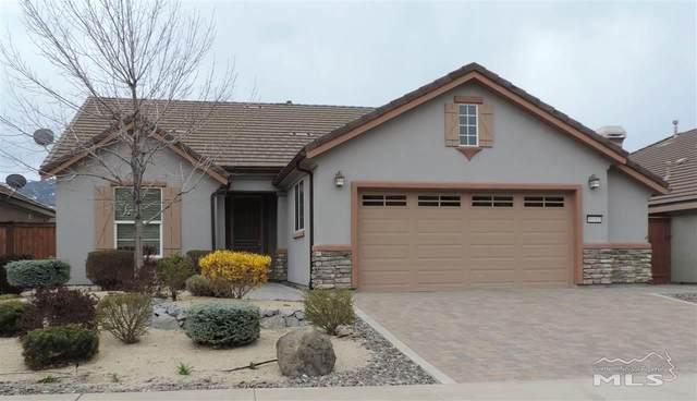 9142 Mount Pleasant Drive, Reno, NV 89523 (MLS #210005163) :: NVGemme Real Estate