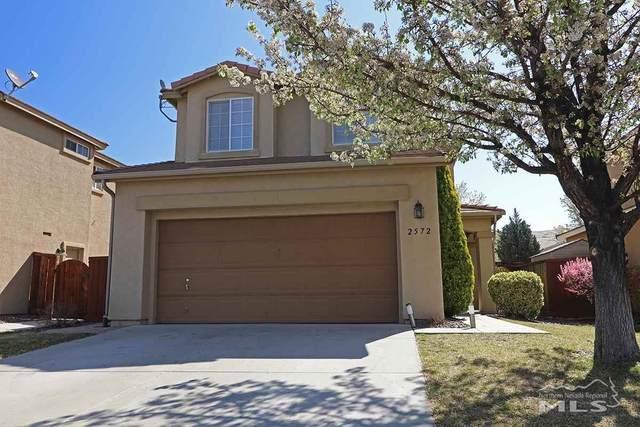 2572 Roman Drive, Sparks, NV 89434 (MLS #210005167) :: NVGemme Real Estate