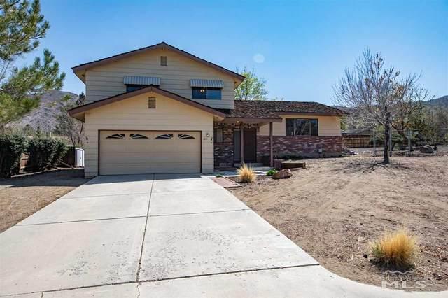 7831 S Southmoor Cir Nv, Reno, NV 89502 (MLS #210005175) :: Morales Hall Group