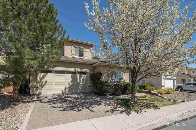 8081 Highland Flume Circle, Reno, NV 89523 (MLS #210005177) :: Morales Hall Group
