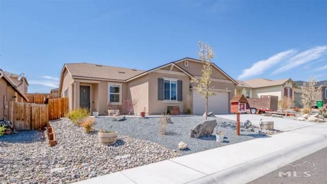 1118 Elk Ridge Drive, Carson City, NV 89701 (MLS #210005180) :: NVGemme Real Estate