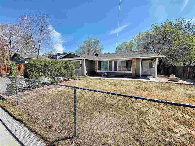 1097 Robbie Way, Sparks, NV 89434 (MLS #210005187) :: Vaulet Group Real Estate