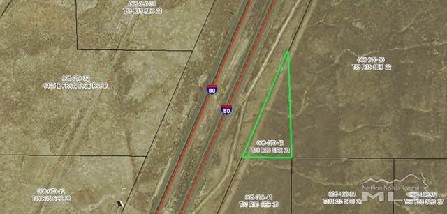 0 Interstate 80, Imlay, NV 89418 (MLS #210005190) :: Vaulet Group Real Estate