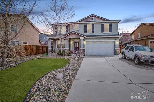 4810 Grace Ct, Sparks, NV 89436 (MLS #210005193) :: Vaulet Group Real Estate